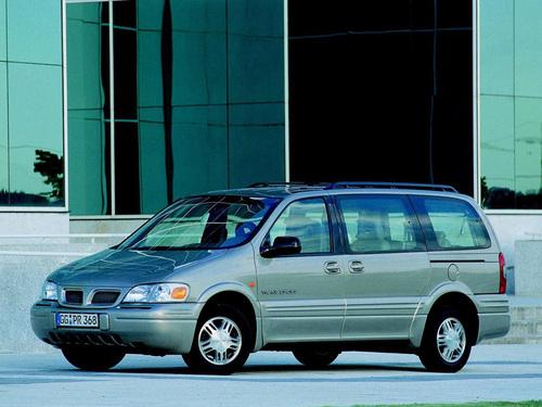 Фото автомобиля Chevrolet Trans Sport 1 поколение, ракурс: 45