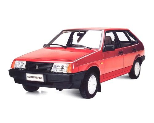 Фото автомобиля ВАЗ (Lada) 2109 1 поколение, ракурс: 45