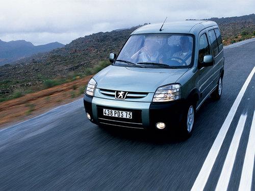 Фото автомобиля Peugeot Partner Origin [рестайлинг], ракурс: 45