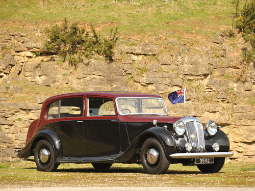 Фото автомобиля Daimler DH27 1 поколение, ракурс: 315
