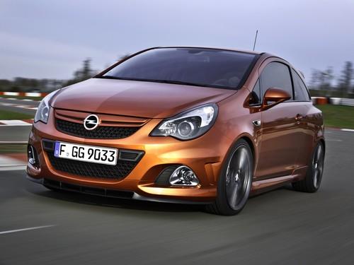 Фото автомобиля Opel Corsa D [рестайлинг], ракурс: 45