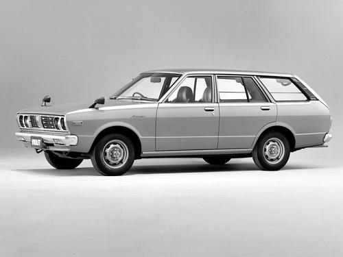 Фото автомобиля Nissan Violet A10, ракурс: 45