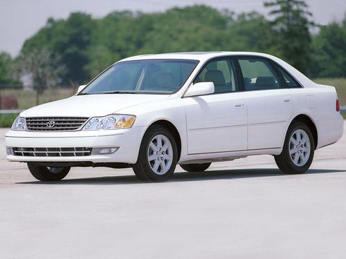 Фото автомобиля Toyota Avalon XX20 [рестайлинг], ракурс: 45