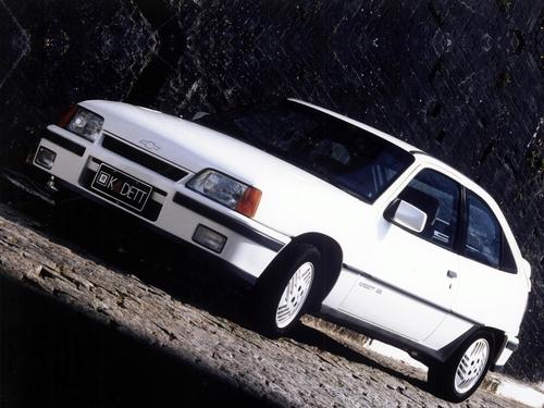 Фото автомобиля Chevrolet Kadett 1 поколение, ракурс: 45