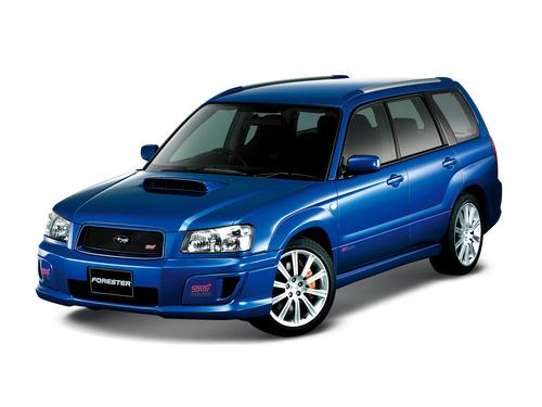 Фото автомобиля Subaru Forester 2 поколение, ракурс: 45