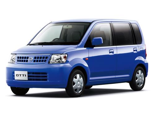 Фото автомобиля Nissan Otti H91W, ракурс: 45
