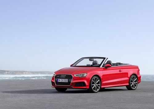 Фото автомобиля Audi A3 8V [рестайлинг], ракурс: 45