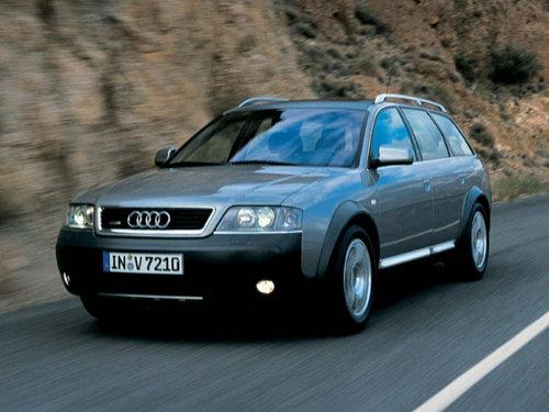 Фото автомобиля Audi Allroad 4B/C5, ракурс: 45