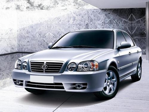 Фото автомобиля Kia Magentis 1 поколение [рестайлинг], ракурс: 45