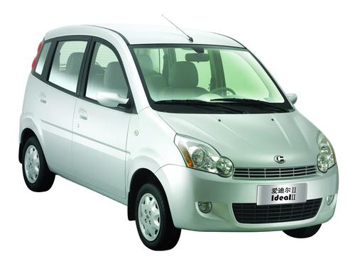 Фото автомобиля Changhe Ideal 2 поколение, ракурс: 45