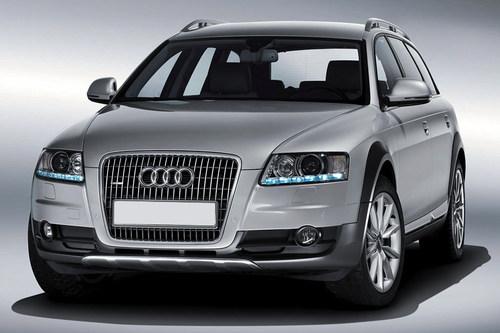 Фото автомобиля Audi A6 4F/C6 [рестайлинг], ракурс: 45