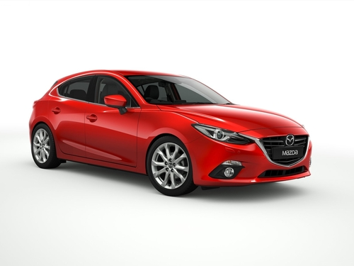 Фото автомобиля Mazda Axela BM, ракурс: 315