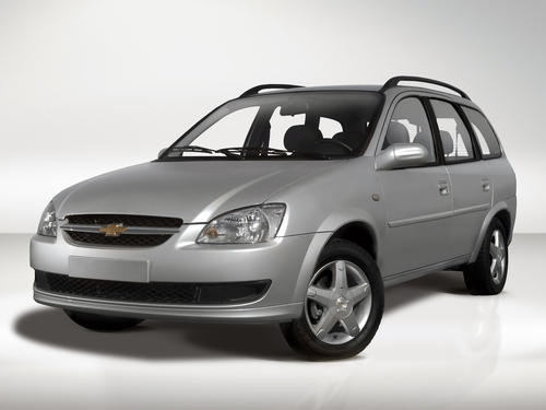 Фото автомобиля Chevrolet Classic 2 поколение, ракурс: 45