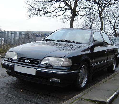 Фото автомобиля Ford Scorpio 1 поколение [рестайлинг], ракурс: 45
