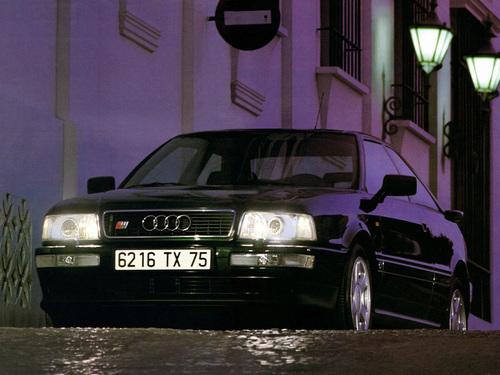 Фото автомобиля Audi S2 89/8B, ракурс: 45