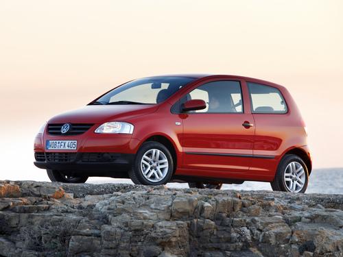 Фото автомобиля Volkswagen Fox 2 поколение [рестайлинг], ракурс: 45