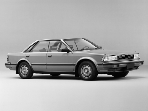 Фото автомобиля Nissan Bluebird U11, ракурс: 315