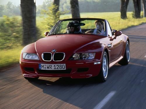 Фото автомобиля BMW Z3 M E36/7-E36/8, ракурс: 45