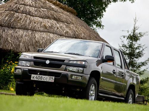 Фото автомобиля Derways Plutus 1 поколение, ракурс: 45