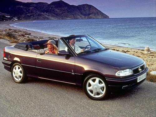 Фото автомобиля Opel Astra F [рестайлинг], ракурс: 315