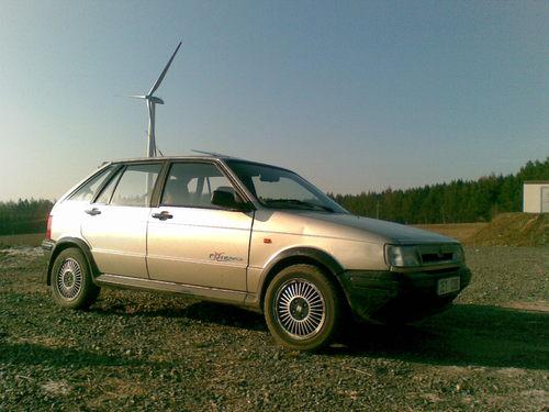 Фото автомобиля SEAT Ibiza 1 поколение, ракурс: 315