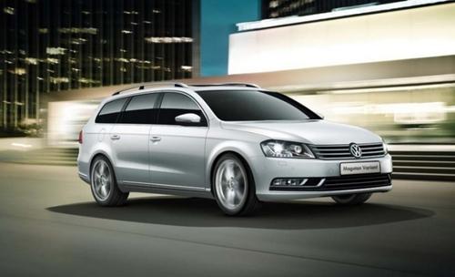 Фото автомобиля Volkswagen Magotan 2 поколение, ракурс: 315