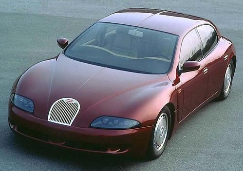 Фото автомобиля Bugatti EB 112 1 поколение, ракурс: 45