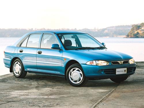 Фото автомобиля Proton Persona 400 1 поколение, ракурс: 315