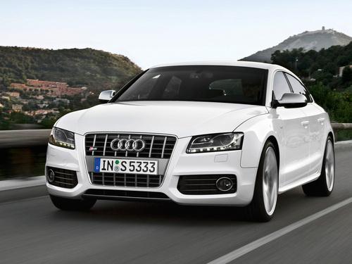 Фото автомобиля Audi S5 8T, ракурс: 45