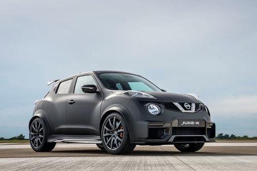 Фото автомобиля Nissan Juke YF15 [рестайлинг], ракурс: 315 цвет: черный