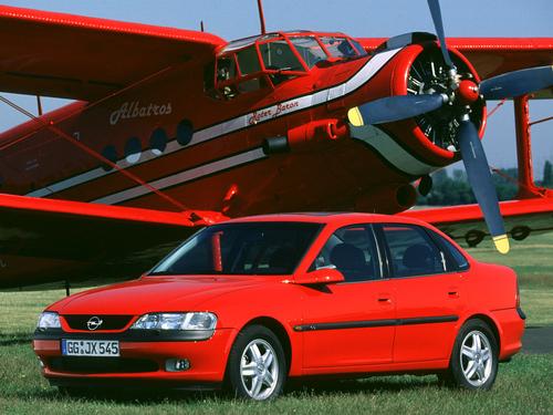 Фото автомобиля Opel Vectra B, ракурс: 45