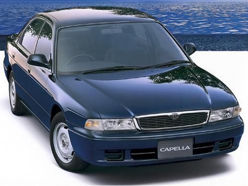 Фото автомобиля Mazda Capella 6 поколение, ракурс: 315