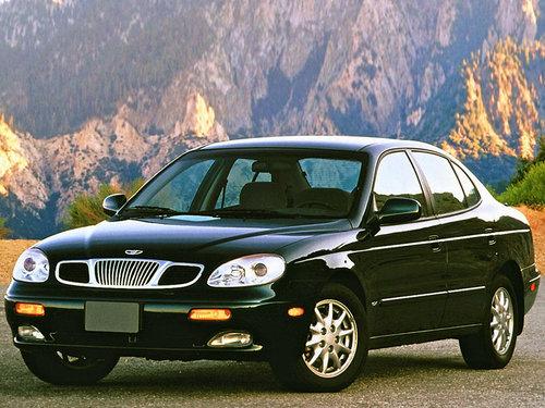 Фото автомобиля Daewoo Leganza 1 поколение, ракурс: 45