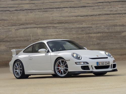 Фото автомобиля Porsche 911 997, ракурс: 45