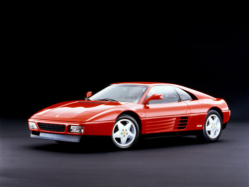 Фото автомобиля Ferrari 348 1 поколение, ракурс: 45