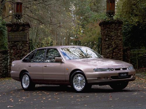 Фото автомобиля Holden Calais 2 поколение, ракурс: 315