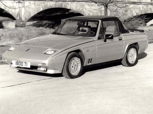 Фото автомобиля Reliant Scimitar SS1 1 поколение, ракурс: 45