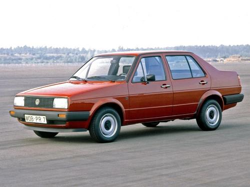 Фото автомобиля Volkswagen Jetta 2 поколение, ракурс: 45