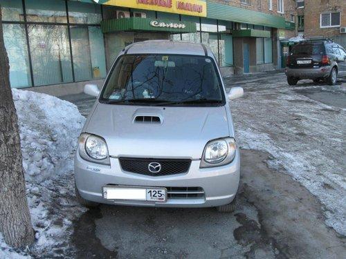 Фото автомобиля Mazda Laputa 1 поколение,