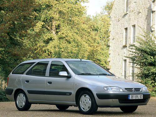 Фото автомобиля Citroen Xsara 1 поколение, ракурс: 315