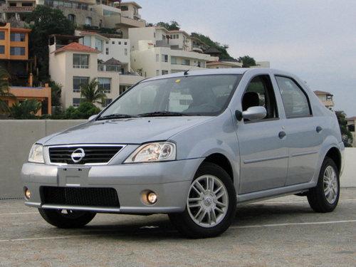 Фото автомобиля Nissan Aprio 1 поколение, ракурс: 45