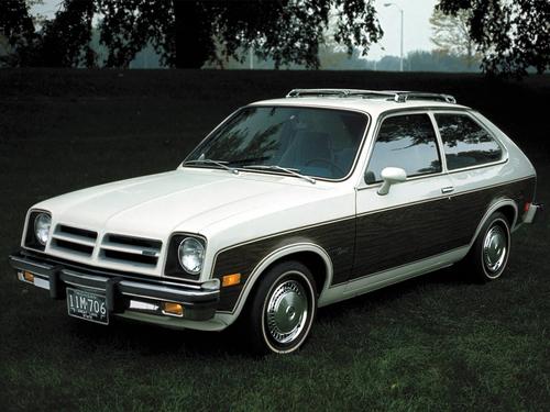 Фото автомобиля Chevrolet Chevette 1 поколение, ракурс: 45