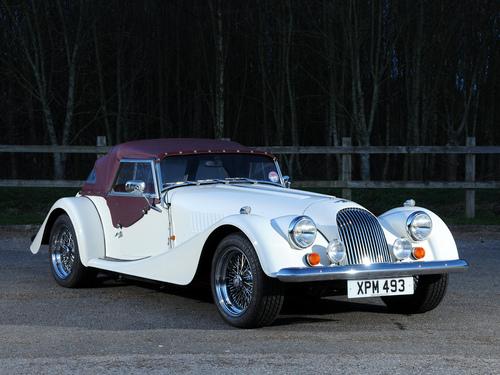 Фото автомобиля Morgan Plus 8 1 поколение, ракурс: 45
