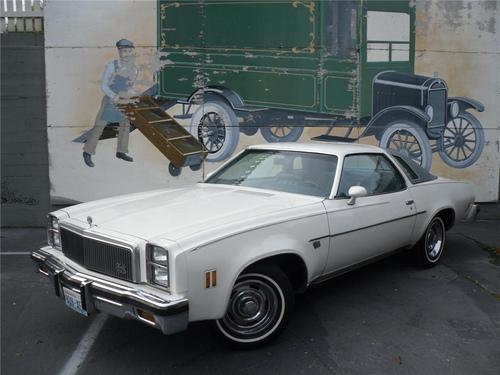 Фото автомобиля Chevrolet Chevelle 3 поколение [4-й рестайлинг], ракурс: 45