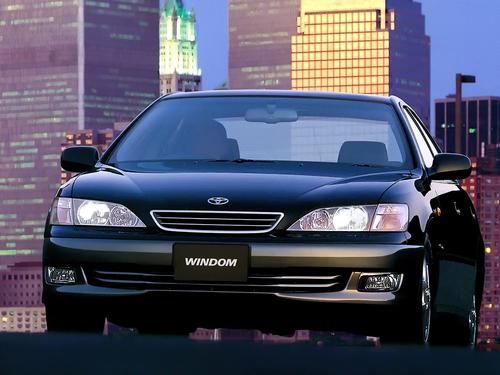 Фото автомобиля Toyota Windom MCV20 [рестайлинг], ракурс: 45