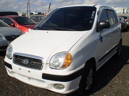 Фото автомобиля Kia Visto 1 поколение, ракурс: 45