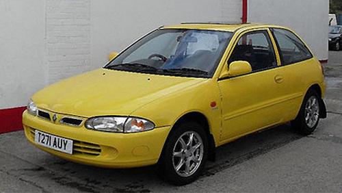 Фото автомобиля Proton Persona 300 Compact 1 поколение, ракурс: 45