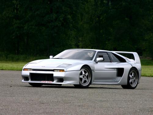 Фото автомобиля Venturi 400 1 поколение, ракурс: 45