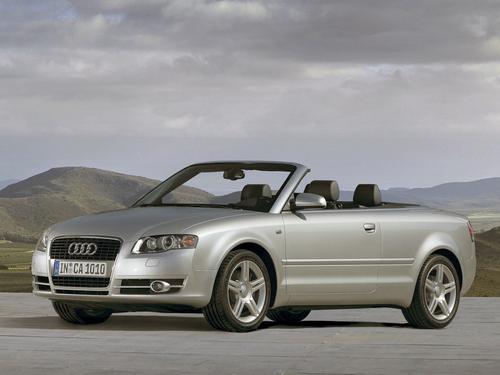 Фото автомобиля Audi A4 B7, ракурс: 45