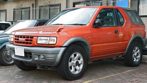 Фото автомобиля Isuzu Rodeo 1 поколение, ракурс: 45